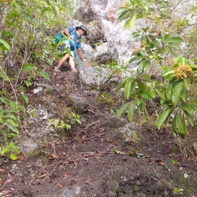 steep legaspi trail