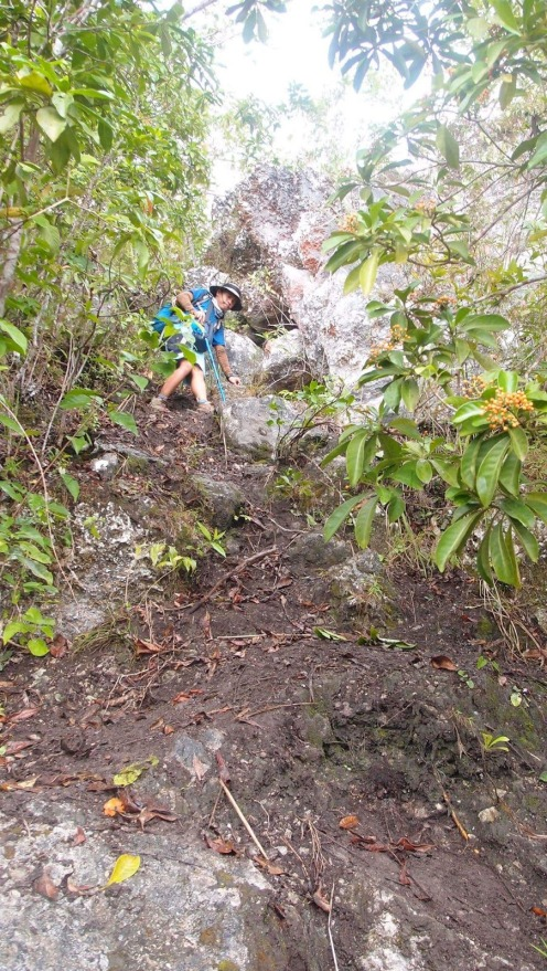 steep legaspi trail