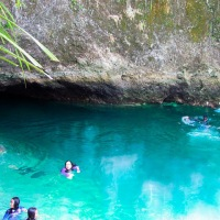Enchanted River - A mystical blessing of Hinatuan