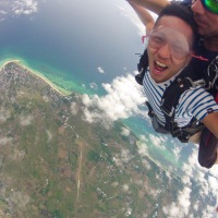 Skydiving with Skydive Greater Cebu Part 2 : Bantayan Island Getaway