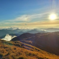 Mount Pulag - My First Major Climb