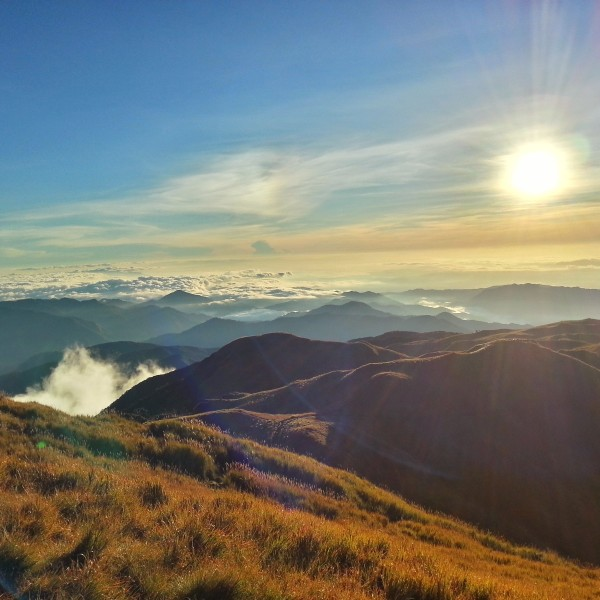 mt. pulag sea of clouds