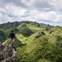 Casino Peak (Ka-Seno): Cebu's Version of Chocolate Hills