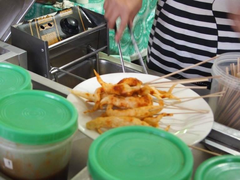 dumaguete tempura ni bossing