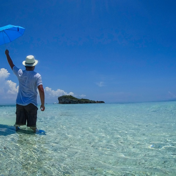 Manocmanoc island