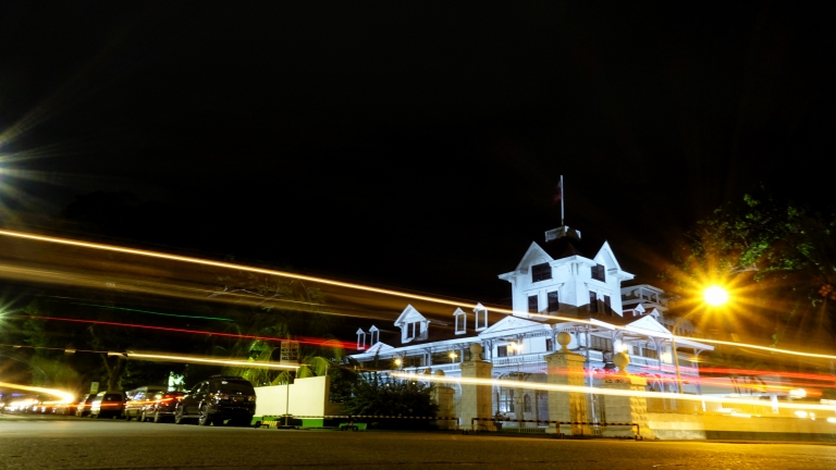 dumaguete by night