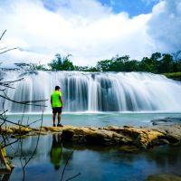 Lulugayan Falls: Philippine Niagara Falls